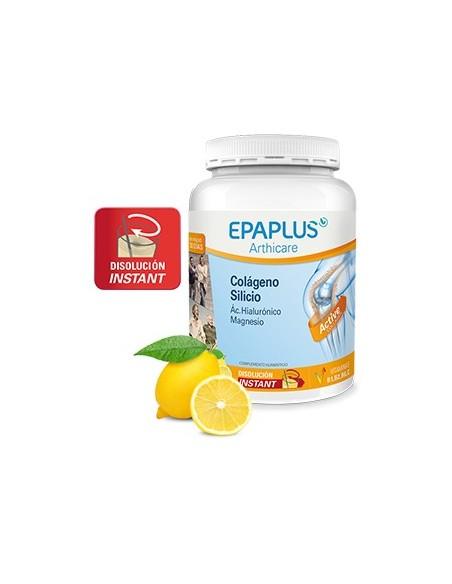 Epaplus Arthicare Colágeno+Silicio Sabor Limón 334 g Polvo