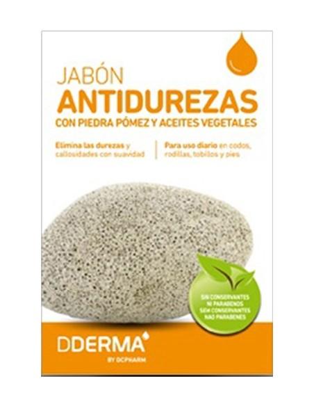 DDerma Jabón Antidurezas 125 g