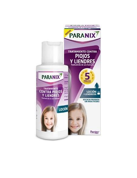 Paranix Loción+Lendrera 100 ml