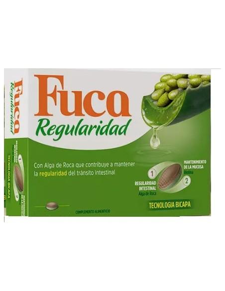 Fuca Regularidad 30 Comprimidos Bicapa